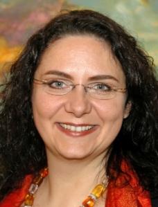 Portrait Gugel-Glück, Foodblogger