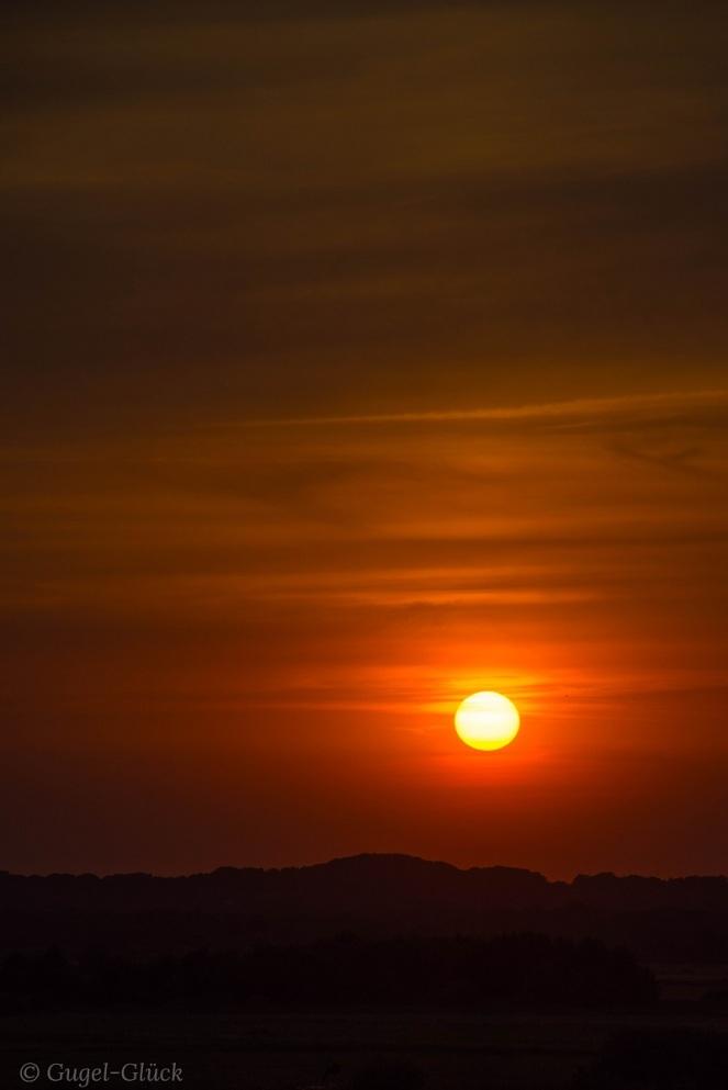 Sonnenuntergang Ss