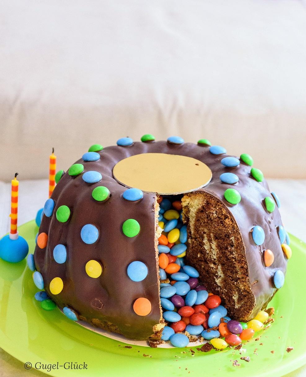 Marmorkuchen mit Drache 19 Ss