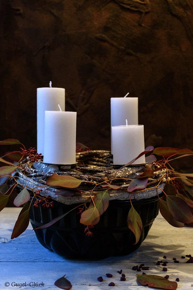 Kerzen einsetzen Ss