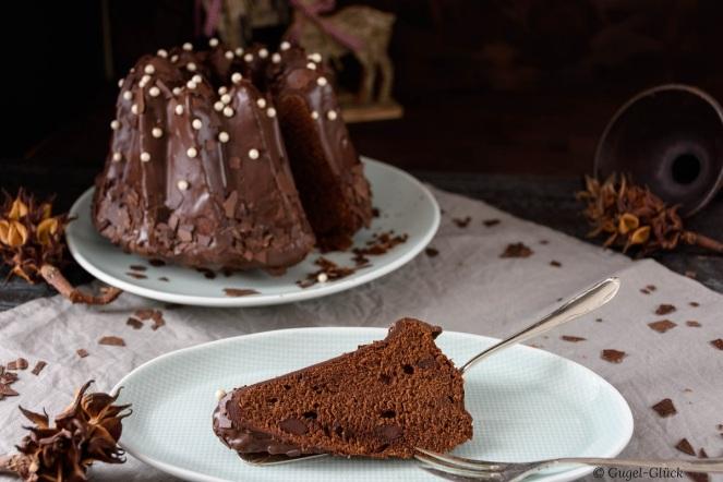 Schokoladenkuchen 12 Ss